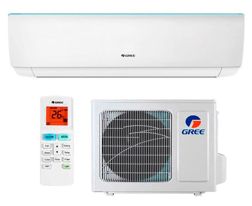 Кондиционер Gree «Bora Inverter» GWH09AABK6DNA4A