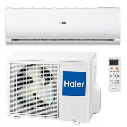 Инверторный кондиционер Haier «Tibio» AS24TL4HRA-A/1U24TL4FRA-A